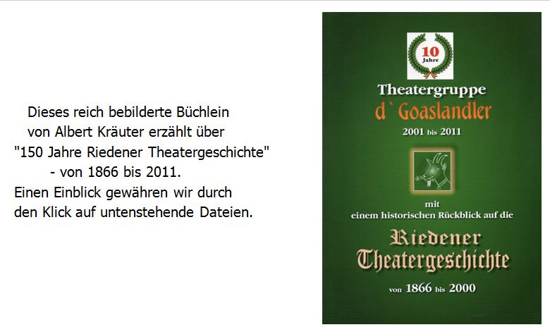 buch theater -